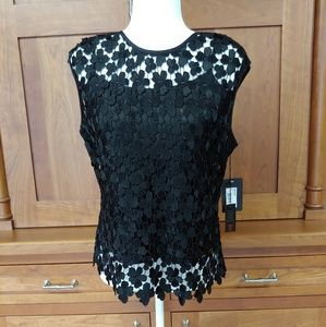 6 by Six Tops - Darling lacy top
